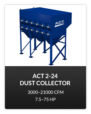 ACT 2-24 Dust Collector