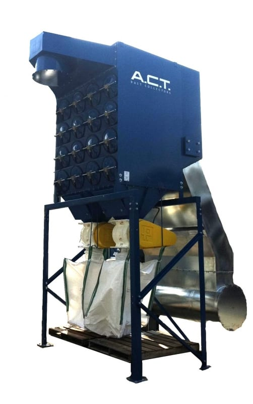 ACT 4-32 Dust Collector - Thumbnail 2