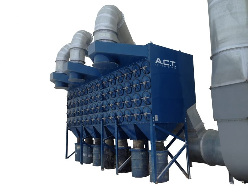 ACT 4-112 Dust Collector - Thumbnail 2
