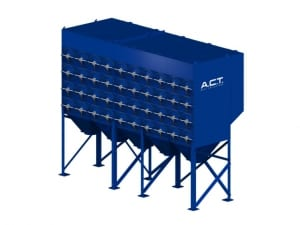 ACT 4-80 Dust Collector
