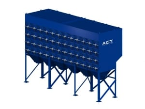 ACT 4-96 Dust Collector