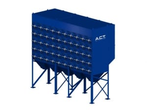 ACT 5-100 Dust Collector