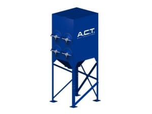 ACT NOW 2-4 Dust Collector