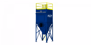 ACT TLM81-5 Baghouse Dust Collector