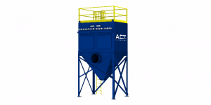 ACT TLM117-5 Baghouse Dust Collector