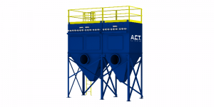 ACT TLM198-5 Baghouse Dust Collector