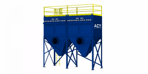 ACT TLM234-5 Baghouse Dust Collector