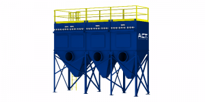 ACT TLM279-5 Baghouse Dust Collector