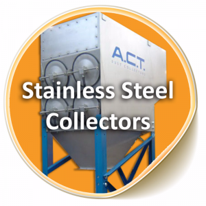Stainless Dust Collectors