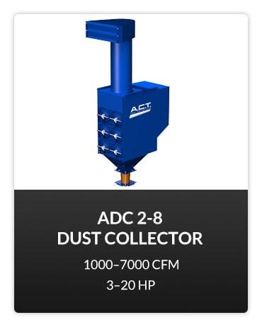 ADC 2-8 Button
