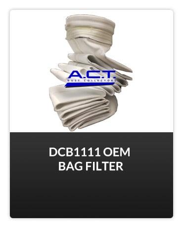 DCB1111 OEM BAG FILTER Button