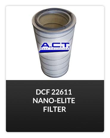 DCF 22611 NANO-ELITE FILTER Button-2