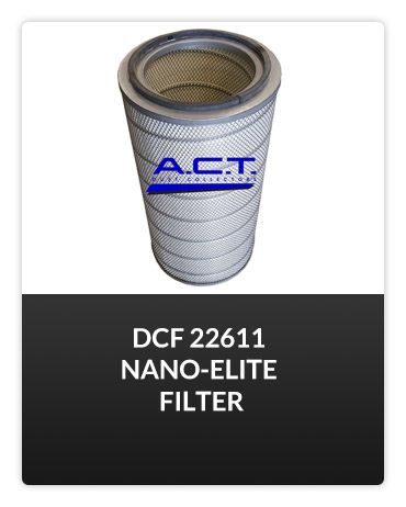 DCF 22611 NANO-ELITE FILTER Button