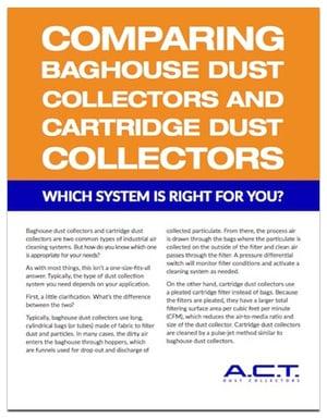 baghouse vs cartridge guide