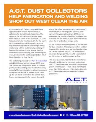 weld smoke case study
