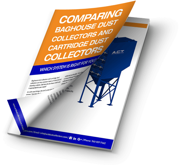 Baghouse vs Cartridge Dust Collectors ebook