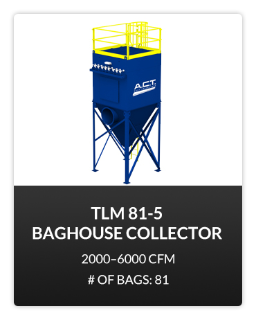 TLM 81-5 Dust Collector
