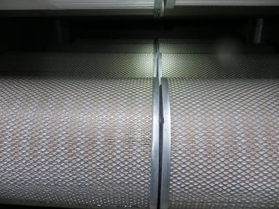 Dust Collector Filter from A.C.T. Dust Collectors