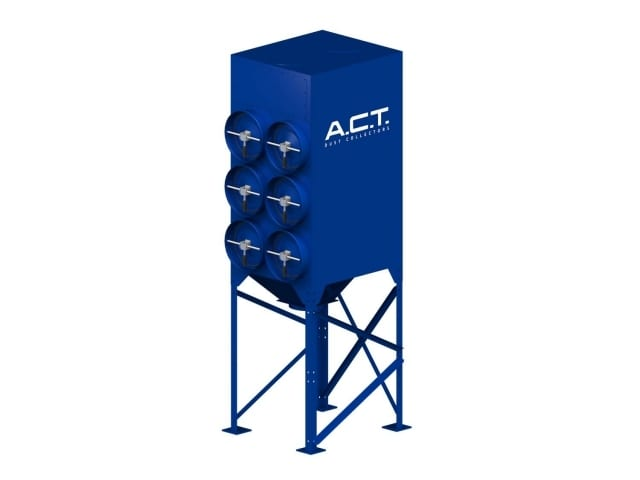 ACT 3-6 Dust Collector - Thumbnail 1