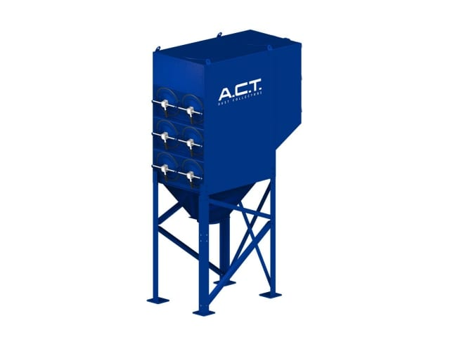ACT 3-12 Dust Collector - Thumbnail 1