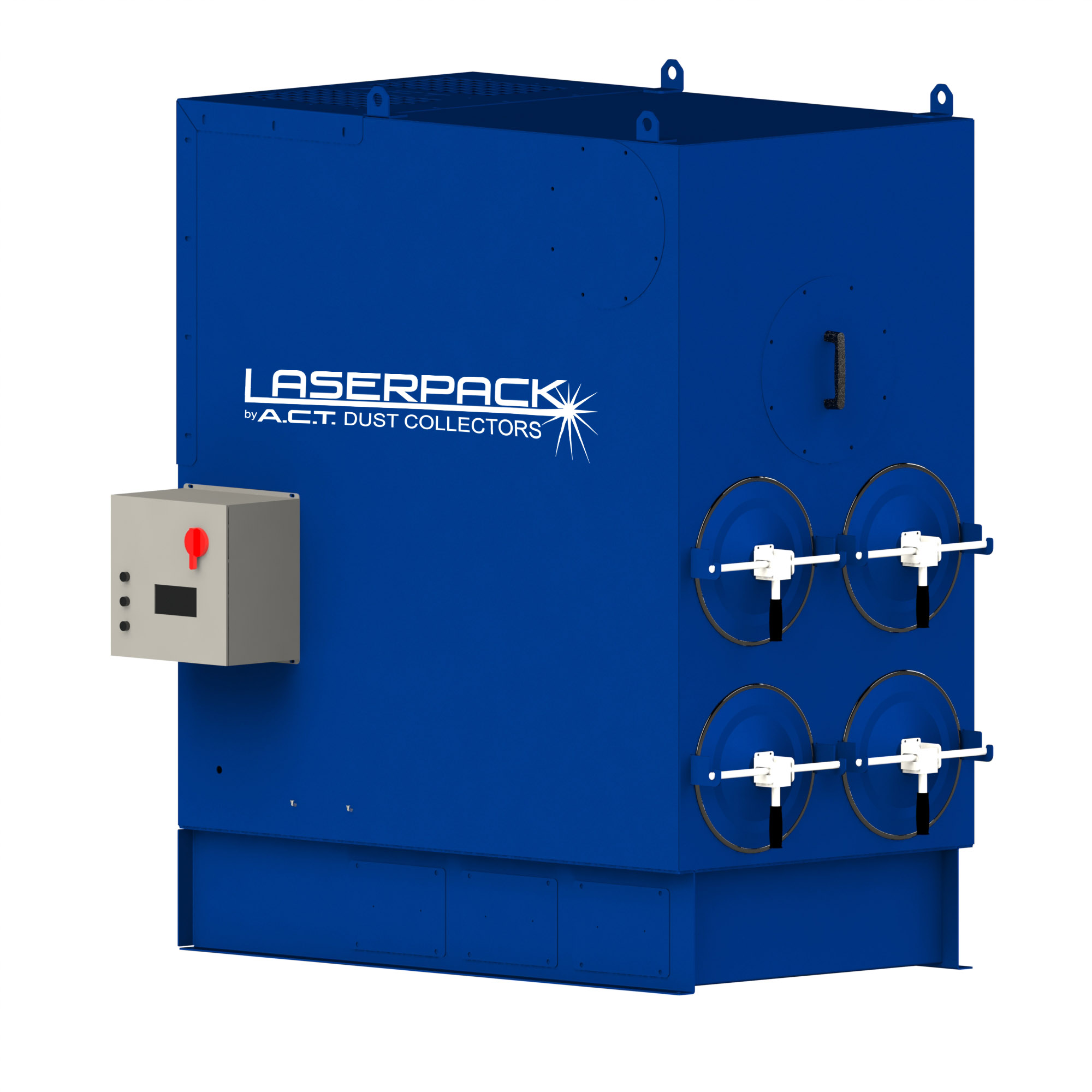 LaserPack 8 Product