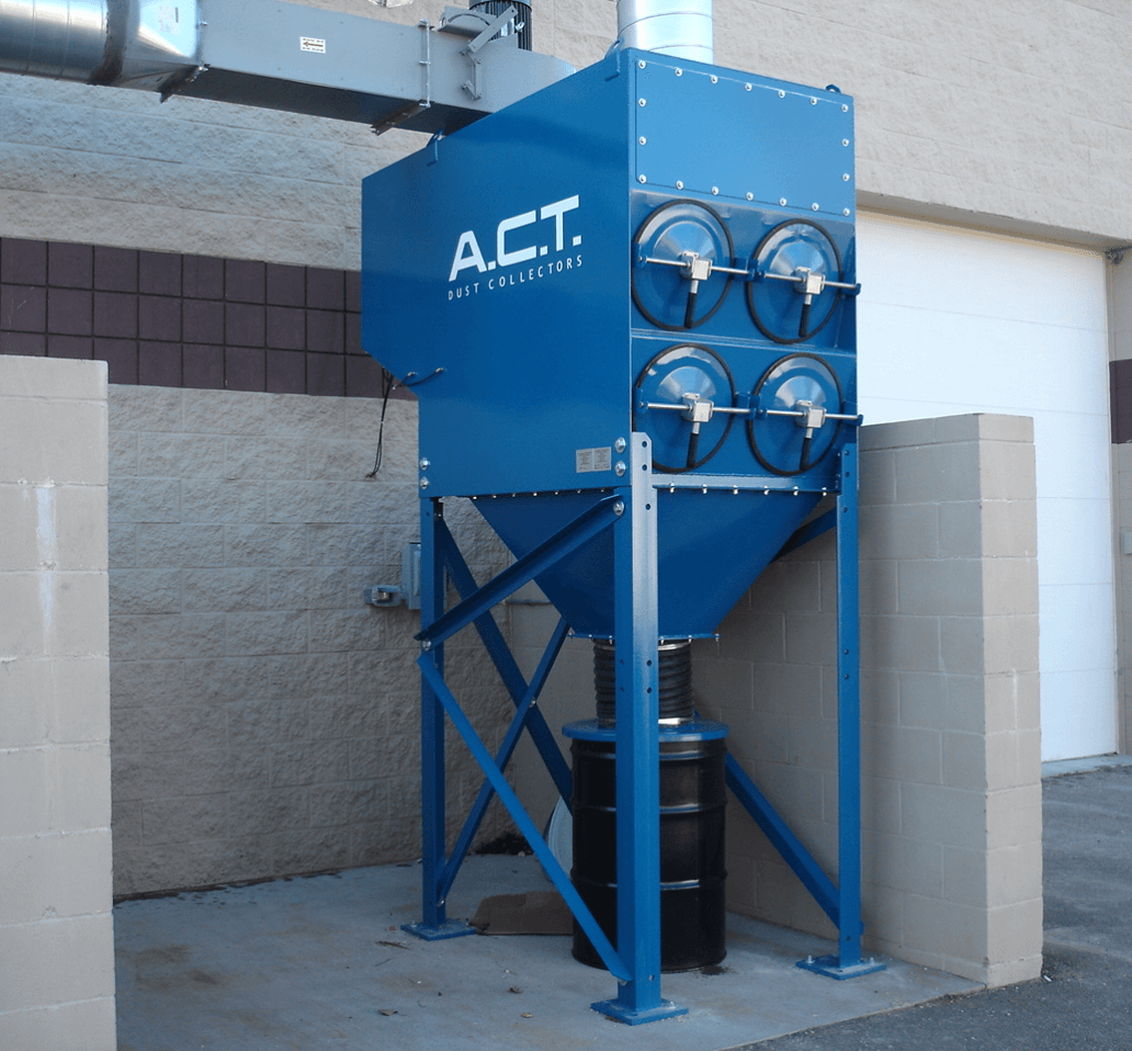 Installed ACT2-4@2x